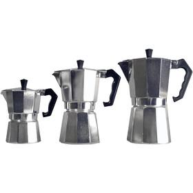 Basic Nature Bellanapoli Espresso Maker 6 Cups, alu natur